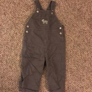 Gray Carter's overalls 24m
